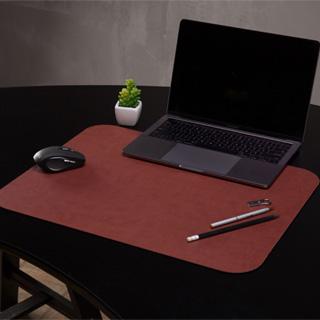 Накладка на стол коричневая
