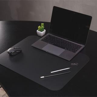Накладка на стол черная