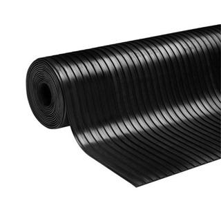«Волна» резиновое покрытие в рулонах