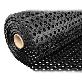 Рулонное резиновое покрытие «Ячейка»