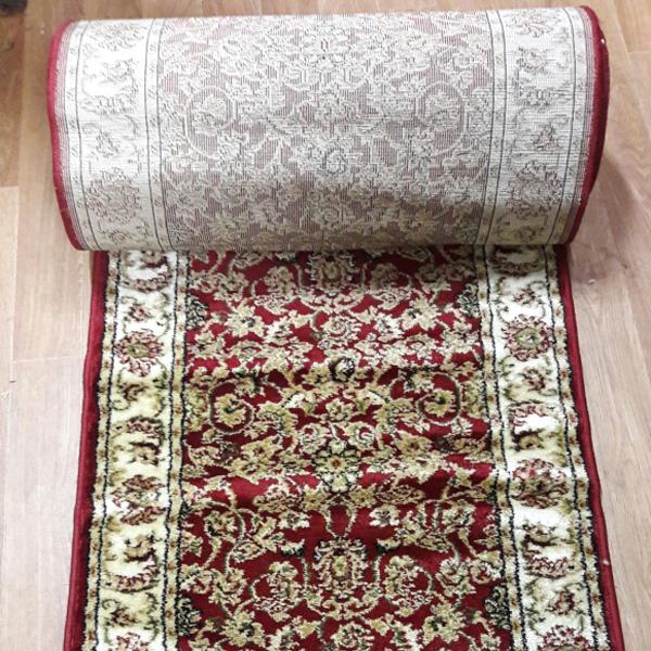 Стамбул бордовый - ковровые дорожки