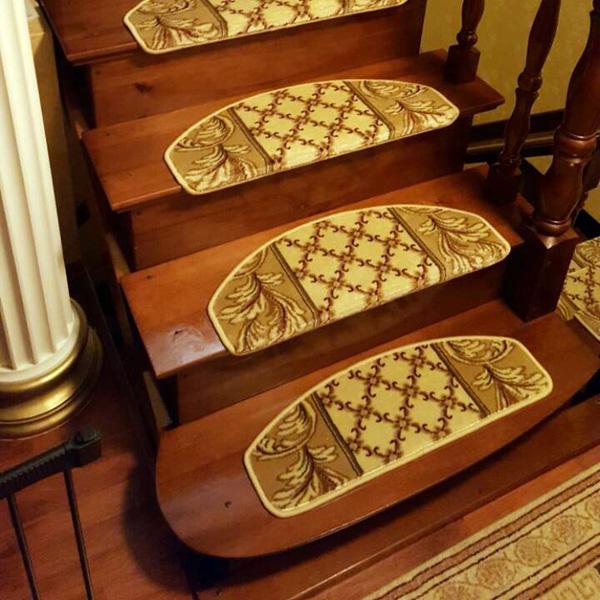 Накладки на лестницу Милан