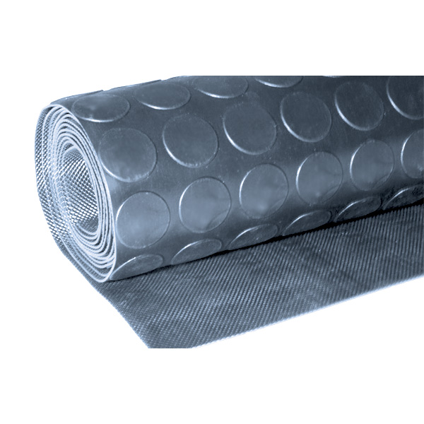 «Пятачок» — резиновое покрытие в рулонах