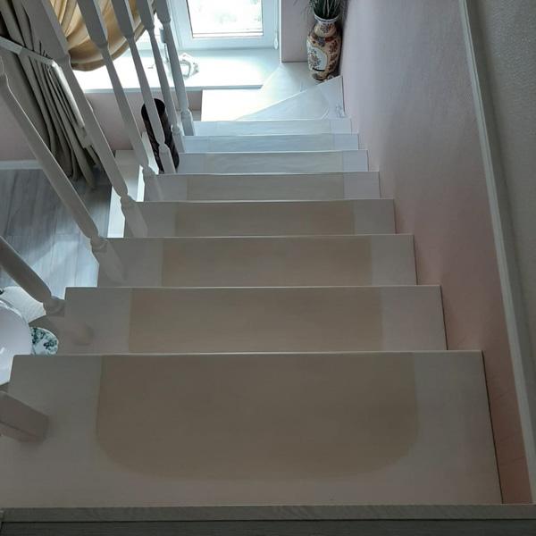 накладки на лестницу